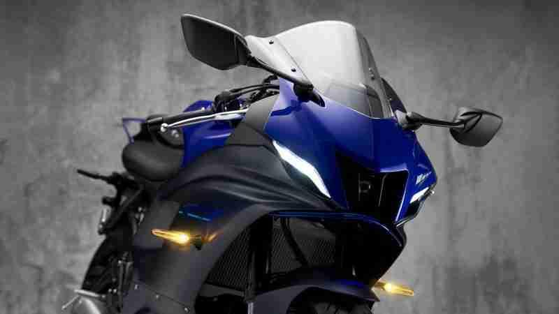 Yamaha YZF-R7 HD headlight LED