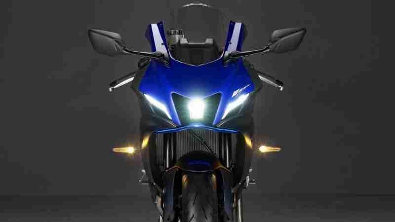 Yamaha YZF-R7 LED headlight