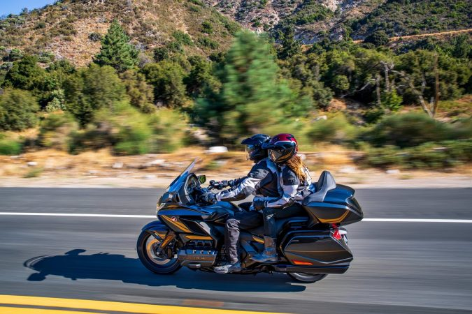 2021 Gold Wing Tour launched in India