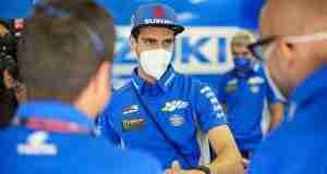 Alex Rins will race at Sachsenring MotoGP