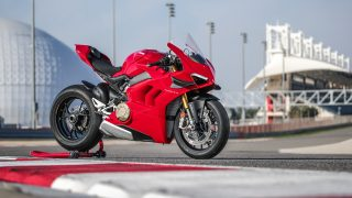 BS6 Panigale V4 for India
