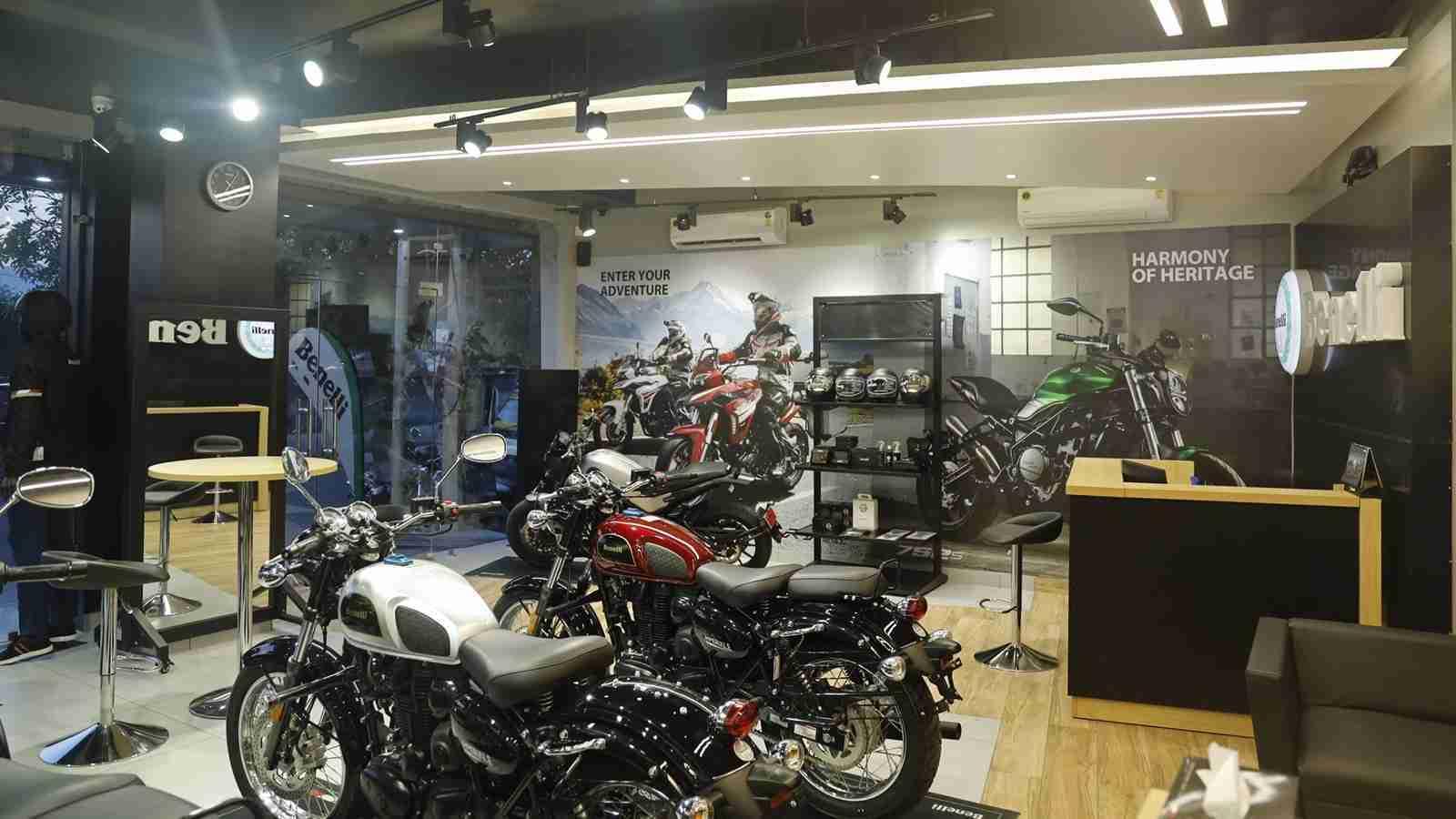 Benelli showroom Jammu