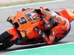 Danilo Petrucci Tech3 KTM MotoGP Catalunya