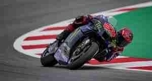 Fabio Quartararo MotoGP Catalunya day 1 update
