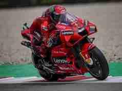 Francesco 'Pecco' Bagnaia Ducati MotoGP Catalunya day 1 update