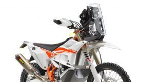 KTM 450 RALLY FACTORY REPLICA right front 2022