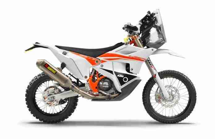 KTM 450 RALLY FACTORY REPLICA right 2022