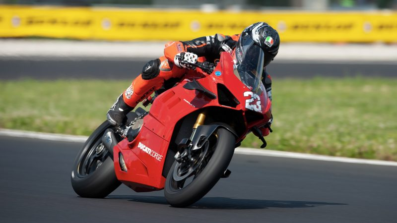 Panigale V4 S Accessories fully loaded