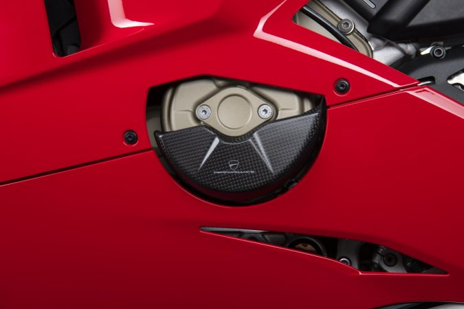 Panigale V4S Accessories engine cover