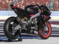 Track spec Aprilia RS 660 Trofeo