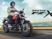 Yamaha FZ-X launched