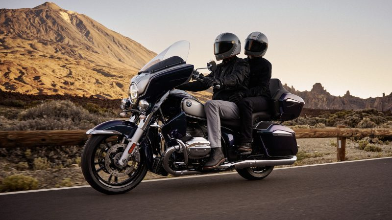 BMW R 18 Transcontinental HD wallpapers