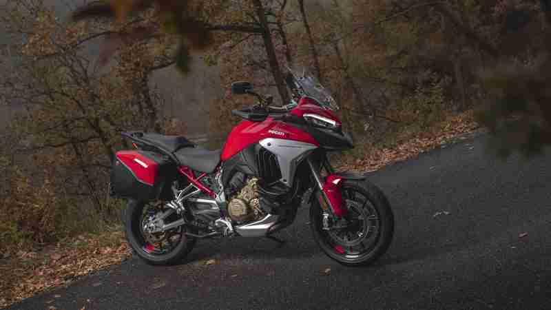 Ducati Multistrada V4 S HD wallpaper