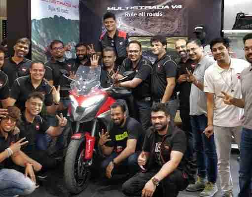 Ducati Pune