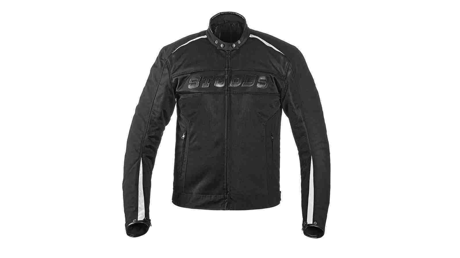 STUDDS Riding Jacket - Black
