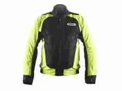 STUDDS Riding Jacket - Fluorescent Green