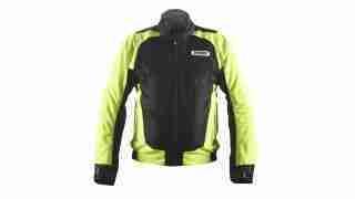 STUDDS Riding Jacket – Fluorescent Green