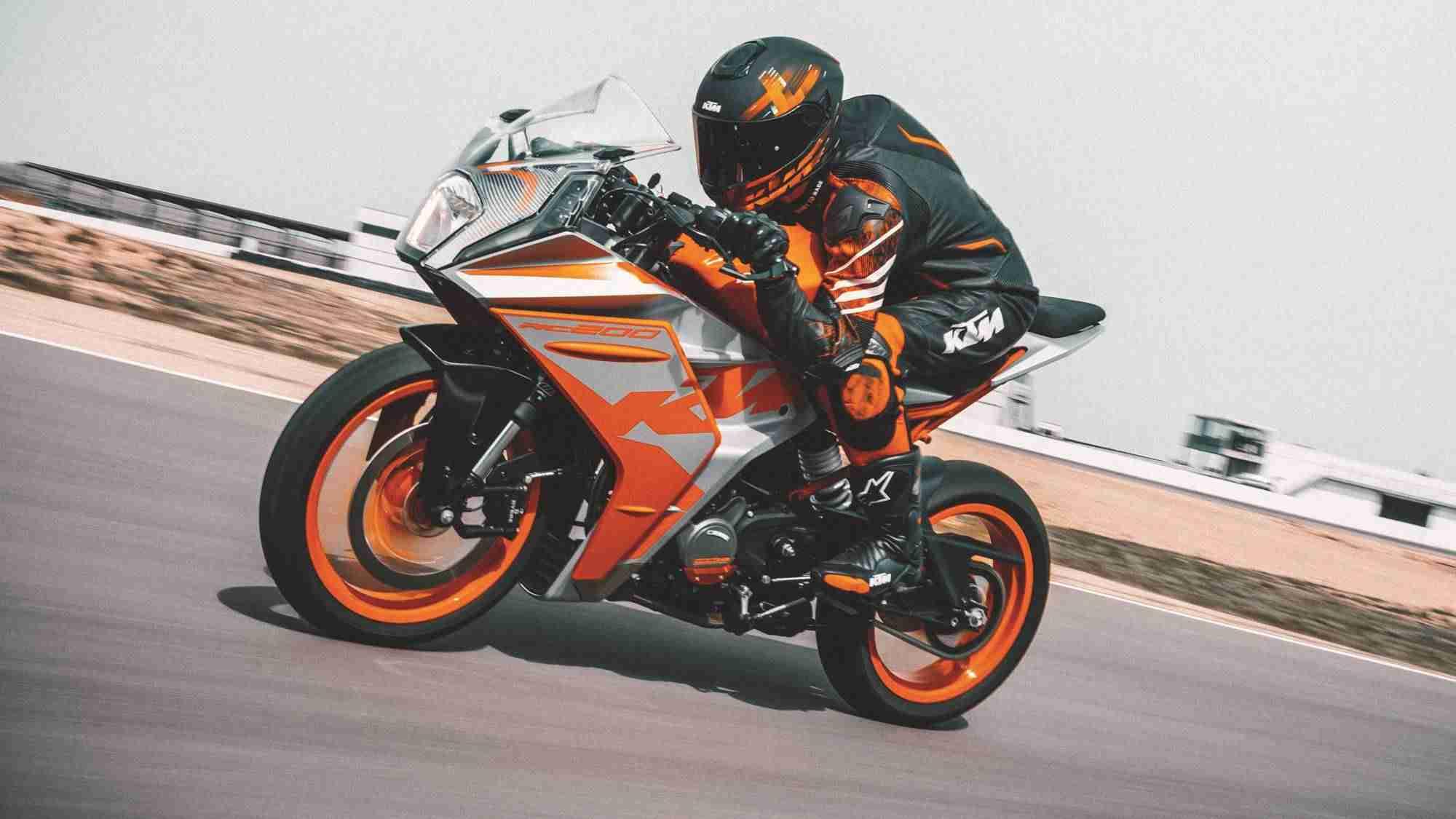 2020 KTM RC 200