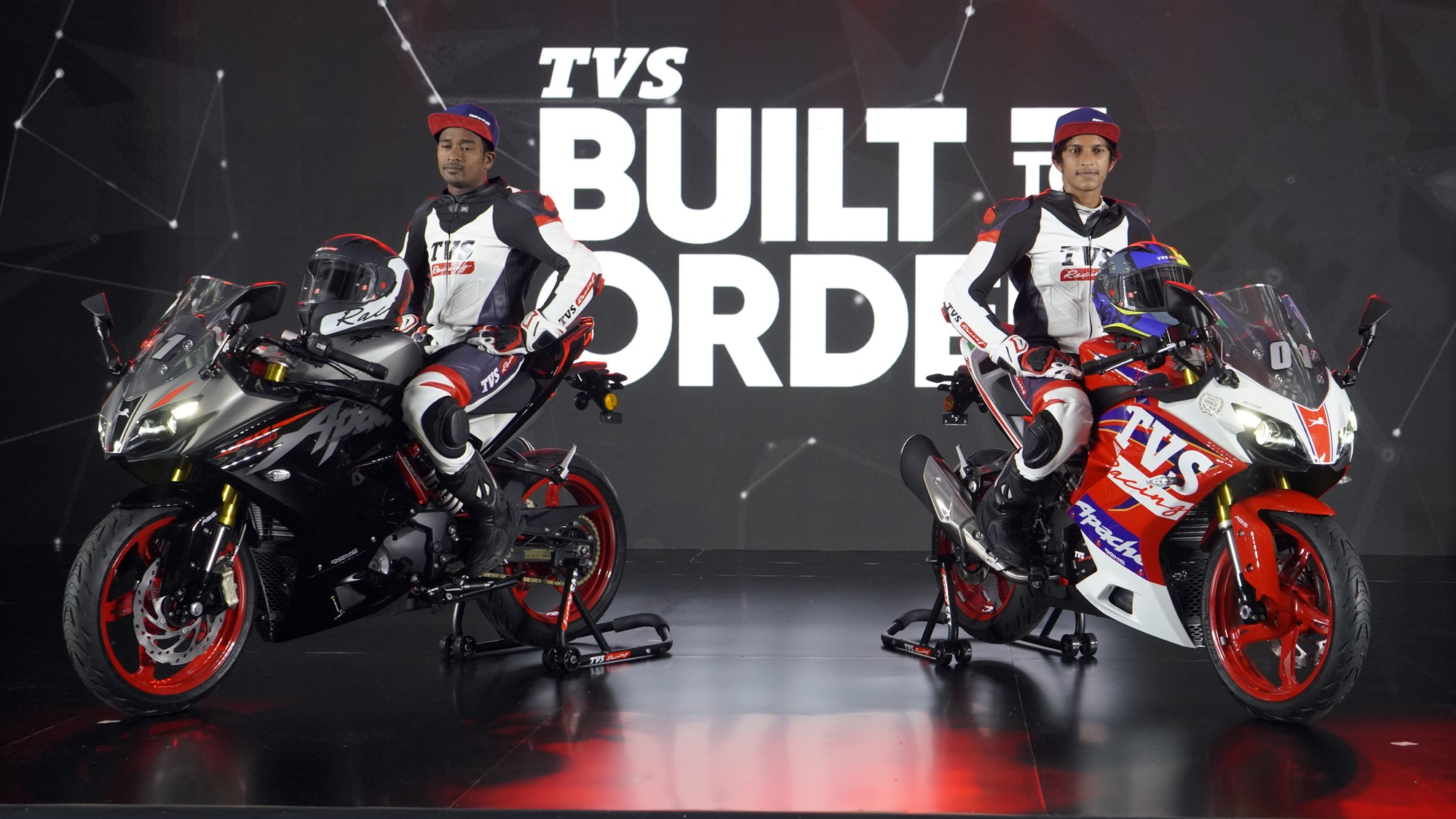 2021 TVS Apache RR 310 BTO launched