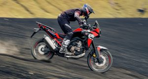 2022 Honda CRF1100L Africa Twin unveiled
