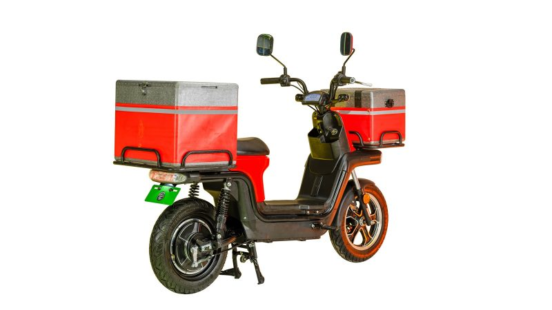EVTRIC Electric Delivery Scooter
