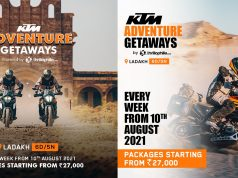 KTM Adventure Getaways now powered by Thrillophilia