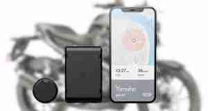 Monimoto Motorcycle tracker