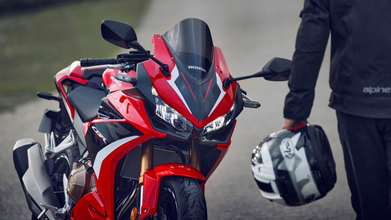 2022 Honda CBR500R