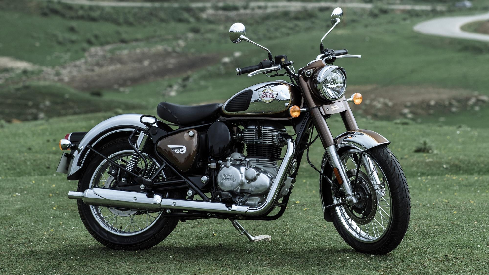 All new Classic 350 Royal Enfield