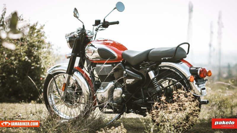 New Royal Enfield Classic 350 HD wallpapers
