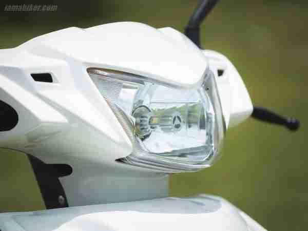 PURE EV Etrance Neo head light