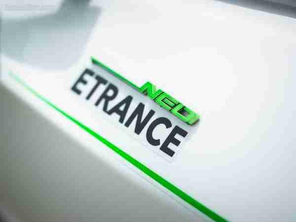 PURE EV Etrance Neo logo