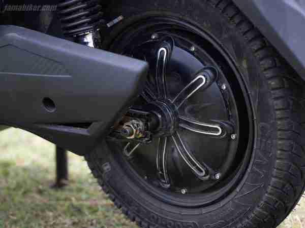 PURE EV Etrance Neo rear hub motor