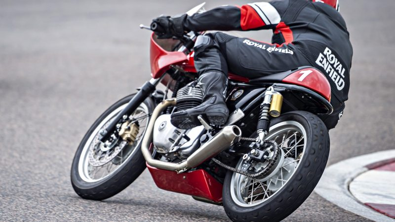 Royal Enfield Continental GT Cup 2021