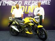 TVS Raider launched