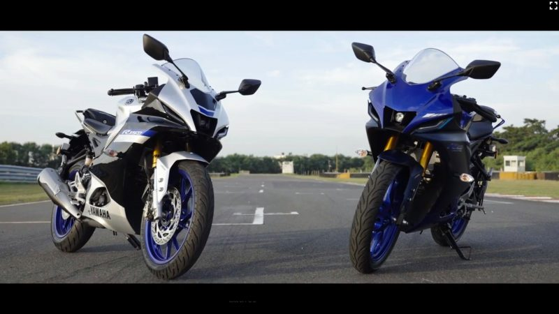 Yamaha R15 V4 and R15M launched