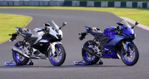Yamaha R15 V4 and R15M launched in India