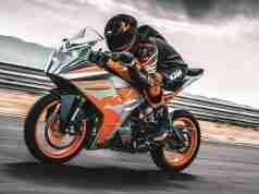 2021 KTM RC 200 India