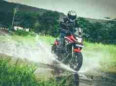 Honda CB200X HD wallpaper