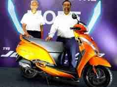 TVS Motor Company launches TVS Jupiter 125